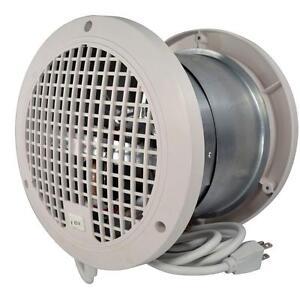 Transfer fan room air heat circulation thruwall hvac thru for Air circulation in a room
