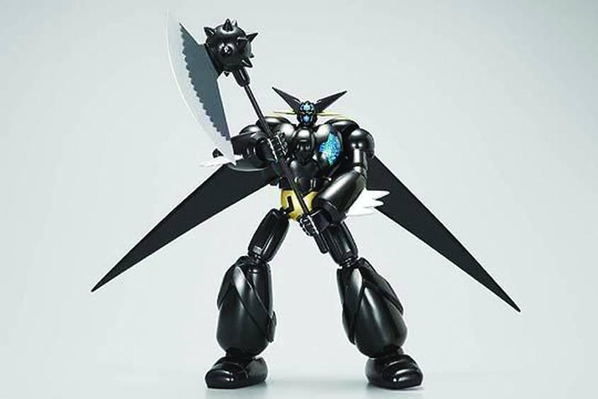Shingetter Robo 1 moulé  sous pression noir version d'importation SG-20 Figure 10297  meilleur choix
