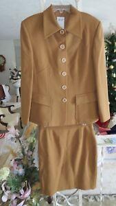 in Tuta pelle 8 da Italy realizzata di marrone 6 In Made da pecan Swish aderente donna pzqpCw4