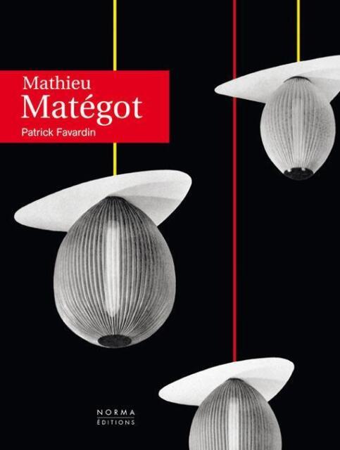 MATHIEU MATEGOT -  (pas Pierre Guariche, Pierre Paulin, Eero Saarinen, Mouille)