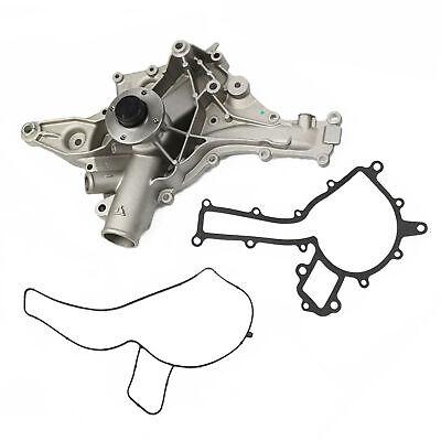 98-08 Engine Water Pump Mercedes-Benz 2.8L 3.2L SOHC V6 4.3L 5.0L 5.5L SOHC V8