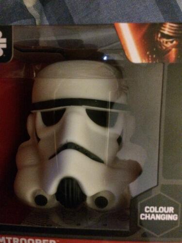 Star wars new hope  Stormtrooper colour changing led light  helmet