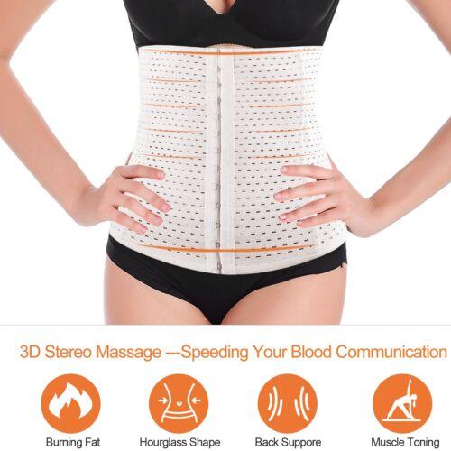 Slimming Waist Belt Invisible Body Abdominal Shapewear Memory Fabric Office Lady