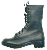 Black G.p. Boots - Size 7, 8, 9 & 11 Pair Ex-australian Army Surplus Stock