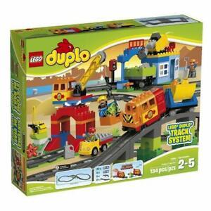 Lego-10508-Duplo-Set-Treno-Deluxe-NUOVO-PERFETTO-MISB