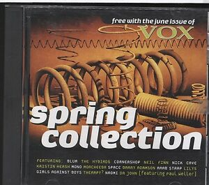 VOX-Spring-Collection-cd-16-tracks