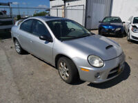 JUST IN FOR PARTS!! WS5693 2005 DODGE NEON SX2.0 Woodstock Ontario Preview