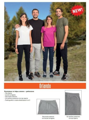 Donna Jrc Time 4 Fleece Lady Colors Orlando Free Pantaloni q65aS
