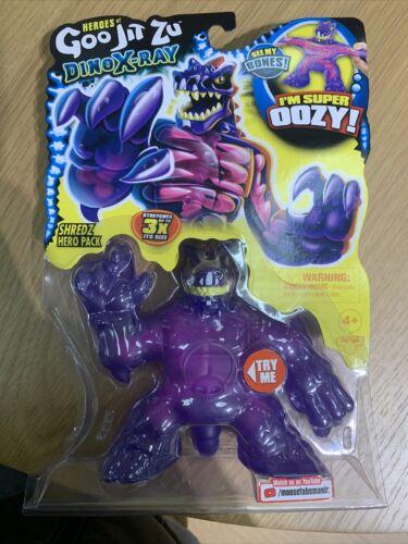 HEROES OF GOO JIT ZU DINO X-RAY SHREDZ HERO PACK SAME DAY SHIPPING IN HAND!