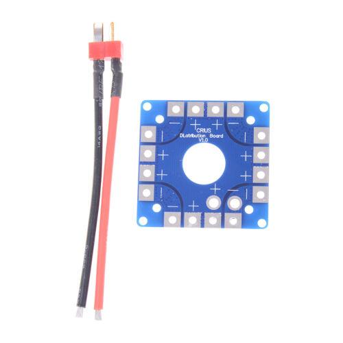 ESC Speed Controller Power Distribution Board PDB for Quadcopter Multirotor YT