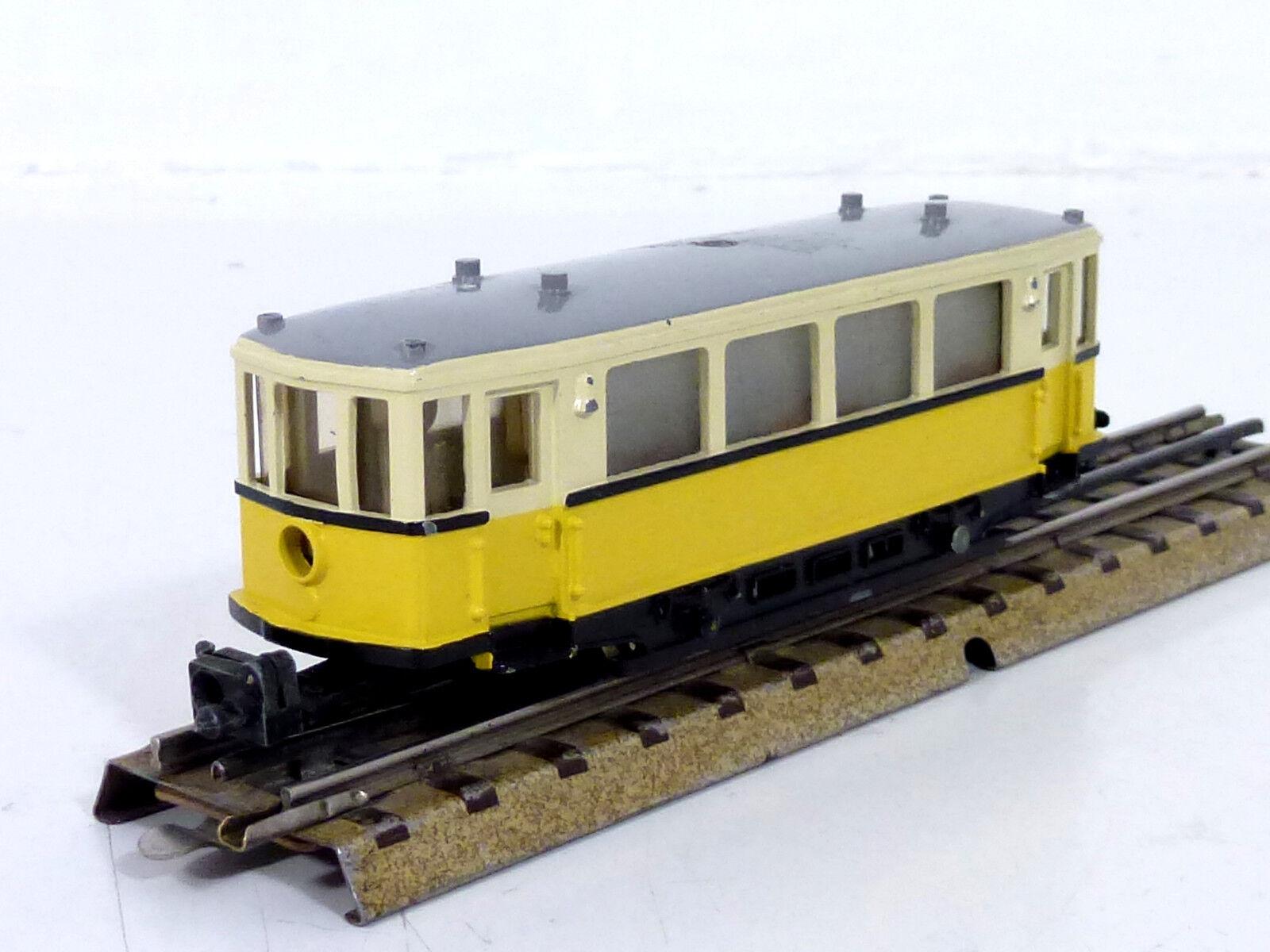 Märklin Hamo H0 00 Tram 1111 (250) Trailer Moulding 1950 60er Years, top 800