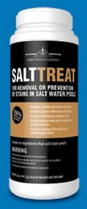 Salt Treat Stain Remover United Chemical Swimming Pool 2lb