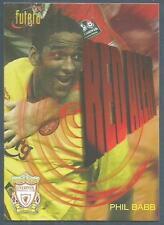 FUTERA-LIVERPOOL 1998- #86-RED ALERT-PHIL BABB