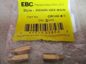 # 162 EBC Keihin Style Hex Head Carburetor Carb Main Jet CR162