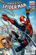 MARVEL Mexico Amazing Spider-Man #1 J. Scott Campbell EXCLUSIVE STAN LEE Variant