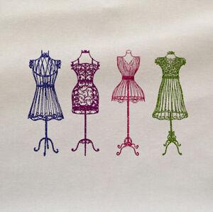 Sewing-Dress-making-Printed-Fabric-Panel-Make-A-Cushion-Upholstery-Craft