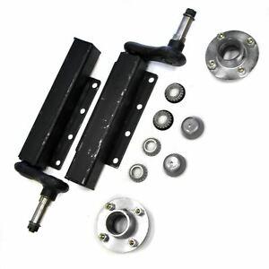 750kg-Commercial-Independent-Trailer-Suspension-Units-amp-Hubs-PAIR-TRSP30-32