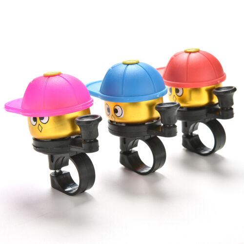 1X Kinder Fahrrad Fahrradklingel Mini Bell Kleine Jungenklingel Fahrraha