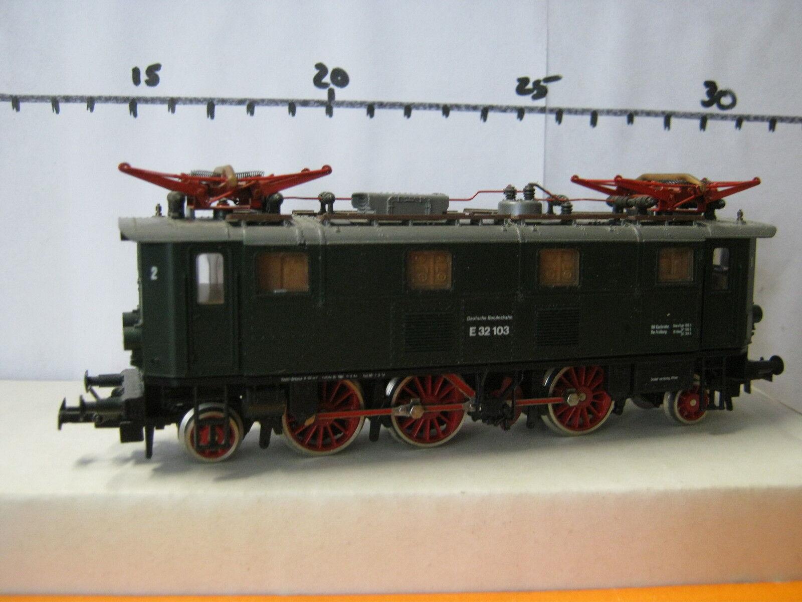 le migliori marche vendono a buon mercato ROCO ROCO ROCO HO 04145 S e Lok BR e32 103 DB (rg rn 31-58s2 1)  il più economico