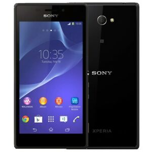 Sony-Xperia-M2-8GB-Black-EE-Android-4G-Mobile-Smartphone-Cheap
