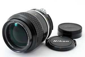 EXC-Nikon-Ai-Nikkor-105mm-f-2-5-MF-Lens-for-Nikon-F-Mount-from-Japan