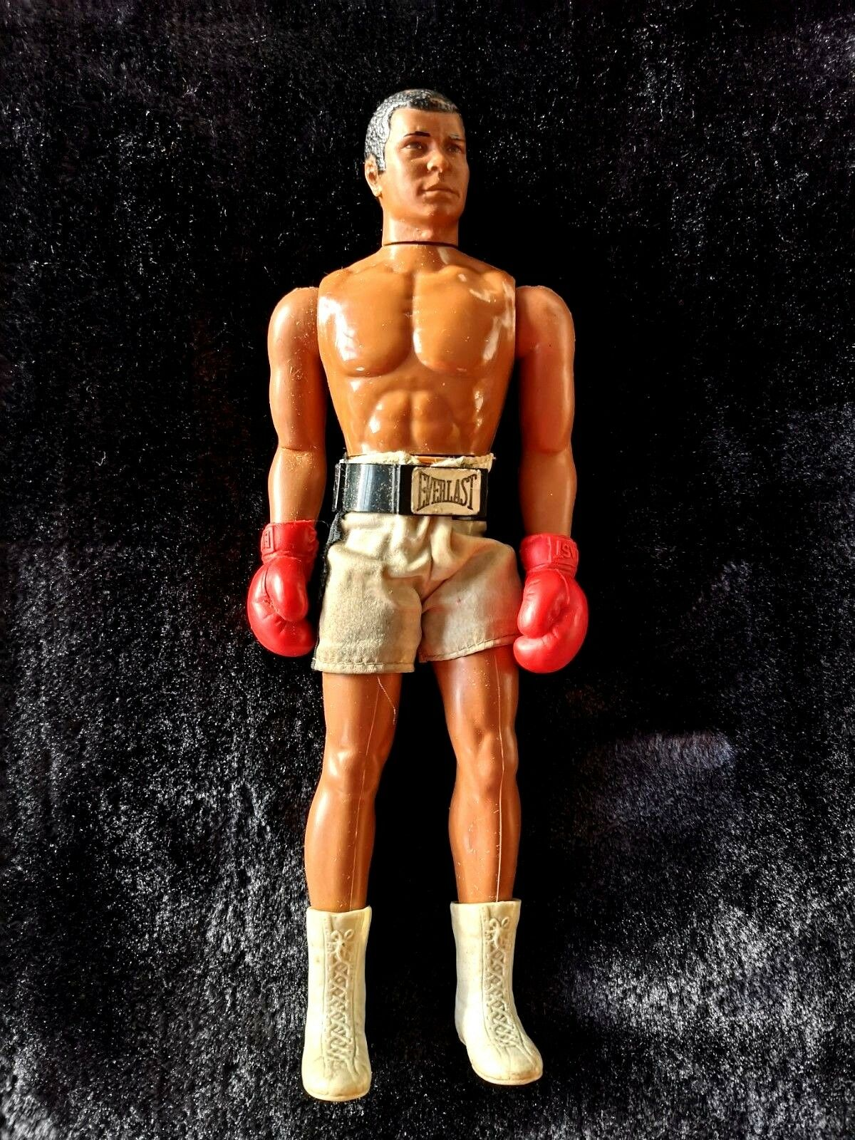 1975 MEGO MOHAMMED ALI ACTION FIGURE RARE VINTAGE  BOXING 1970's DOLL