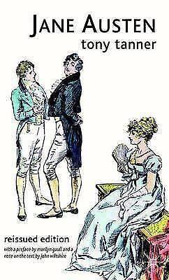 Jane Austen, Tanner, Tony, Very Good