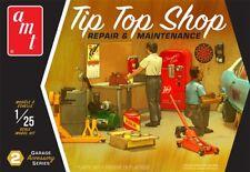 AMT Garage Accessory Set #2 Tip Top Shop 1:25 scale model kit new 16
