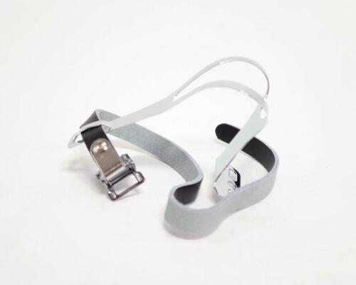 Toe Clips 4 Track//Fixie//Fixed Gear//Messenger Bike Pedal