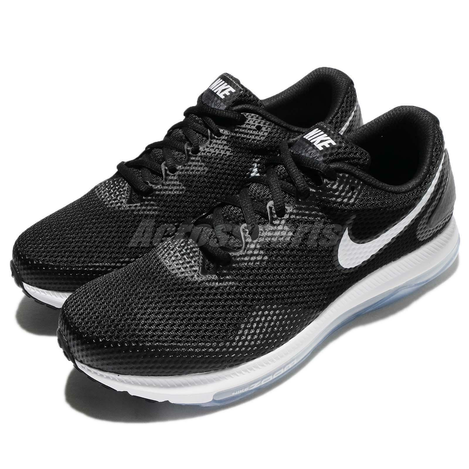 Nike Zoom All Out Low 2 II Black White White White Men Running Shoes Sneakers AJ0035-003 94be2e