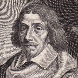 Portrait-XVIIe-Henri-De-Mesmes-Seigneur-Roissy-Chancelier-Navarre-Moncornet