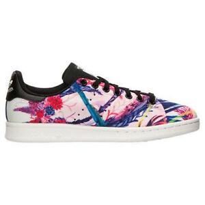 mujer Adidas Stan Smith W mulricolour formadores s81229 eBay