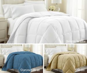 Best-Lightweight-Down-Alternative-Comforter-with-Corner-Tabs-18-Colors