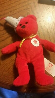 Great for Party Favors and Gifts. Lot of 10 TY Teenie Beanie Babies All Different Animals