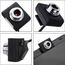 Mini HD Megapixels USB 2.0 Webcam Camera Web Cam for PC Computer Laptop PC MSN