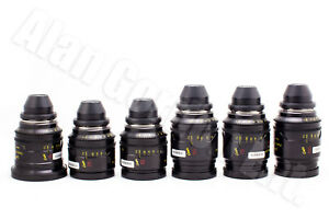 Used-Cooke-Mini-S4-i-T2-8-PL-Lens-Set
