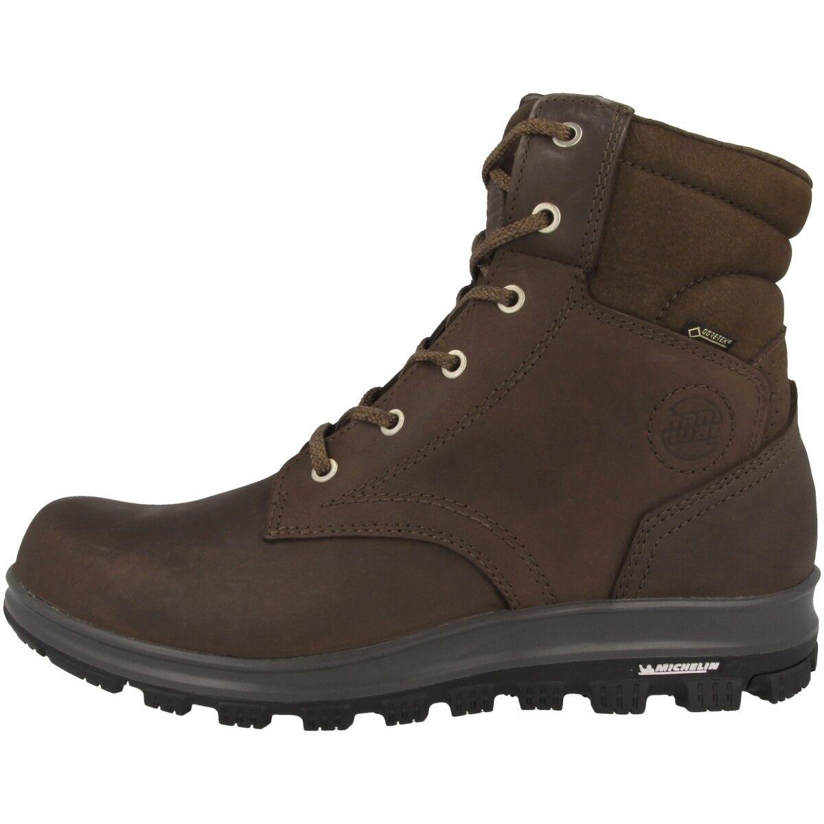 Hanwag Anvik GTX Al aire libre zapatos caballero Gore-Tex  casual botas marrón 44260-510  marca famosa