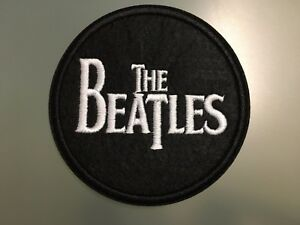 THE-BEATLES-Patch-Embroidered-Iron-On-Patch-3-034