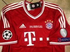 Germany bayern Munich Robben Uefa Final  jersey Adidas trikot football shirt