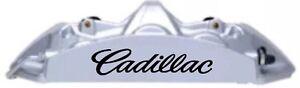 Cadillac-Hi-Temp-Brake-Caliper-Vinyl-Decal-Set-Of-6-Any-Color
