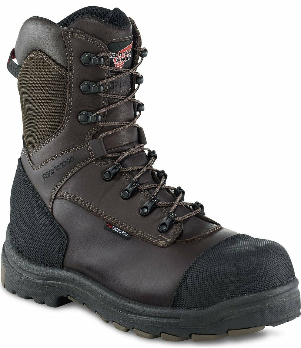 3248 ROT WING MEN'S 9-INCH 9-INCH 9-INCH SAFETY BOOT BROWN f26bef