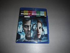 Money Monster (Blu-ray Disc, 2016, Includes Digital Copy UltraViolet)