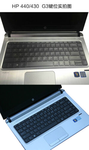 Keyboard Protector Skin Cover for HP ProBook 430 G3//440 G3//445 G3//430 G4//440 G4