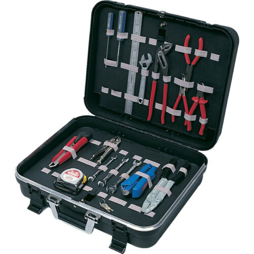 Kennedy Polypropylene Plastic Tool Case 430X340X160MM