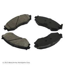 BECK/ARNLEY 082-1381 Premium Organic Disc Brake Pads Front FREE SHIPPING!