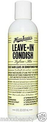Miss Jessie's Leave In Condish 8oz - Bottle