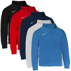 Nike Club Hoodie Sweat Full Hommes Team Zip Capuche Veste 658497 Bwqx1qI5