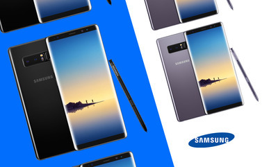 Upgrade to the New Samsung Galaxy Note 8