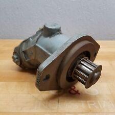 Rexroth Aa2fm1661w Vbc530 Hydraulic Piston Motor R909421613 001 Used