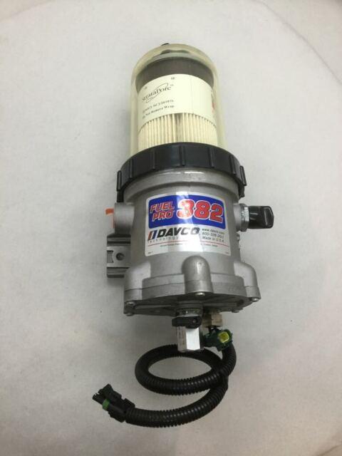 DAVCO Fuel Filter 382